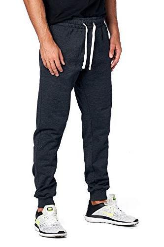ProGo Joggers Basic Fleece Marled Pant