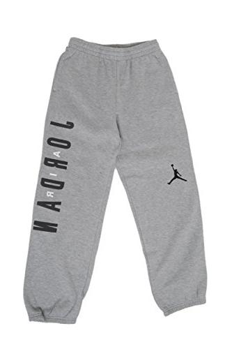 jordan big graphic fleece trousers