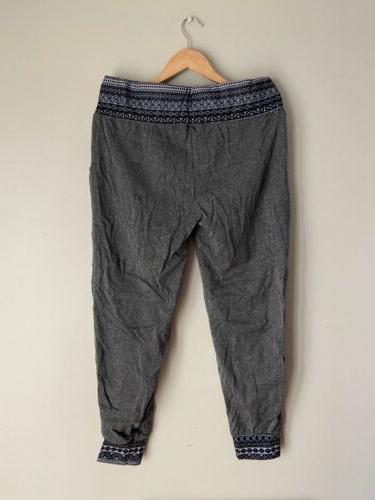 Coco Sweat Lounge wear Sleepwear Gray XL With Tags