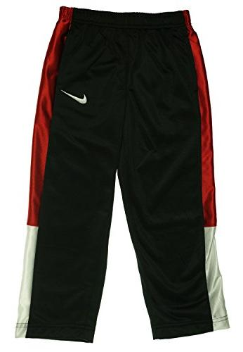 little athletic track pants