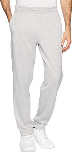 adidas M Team Issue Fleece Jogger Sweatpant - Grey - Medium