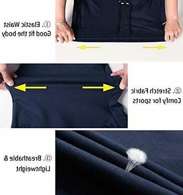 MANSDOUR Men's Pants Sweatpants Cotton