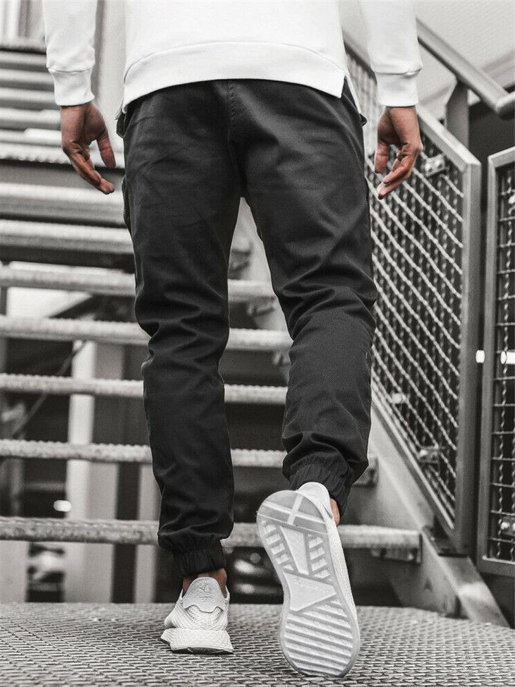 Men Casual Sweatpants Active Trousers