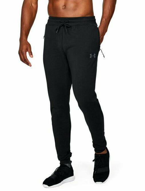 men cg threadborne fleece stacked jogger sweat
