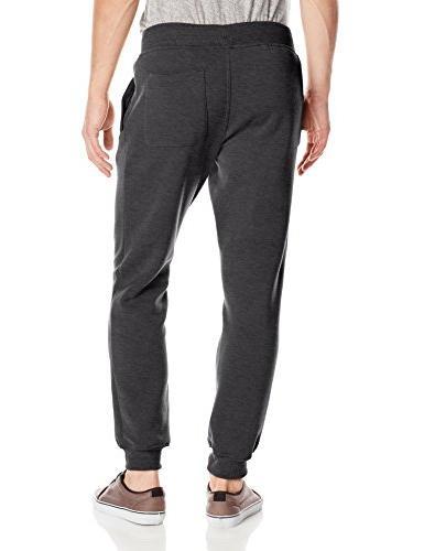 Young Jogger Pants L, Charcoal