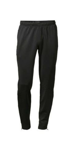 Russell Men's And Big Men's Slim black Performance Knit Pant
