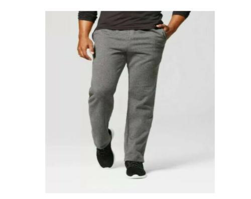 men s authentic fleece sweatpants c9 charcoal