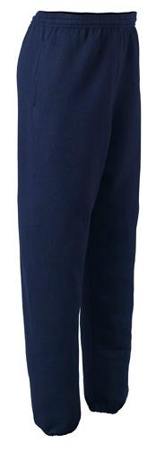 Russell Athletic Men's Big & Tall Basic Fleece Pull-On Pant,