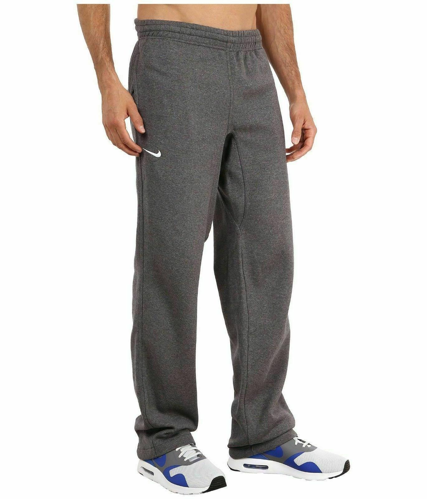 Nike Classic Open-Hem Sweatpants