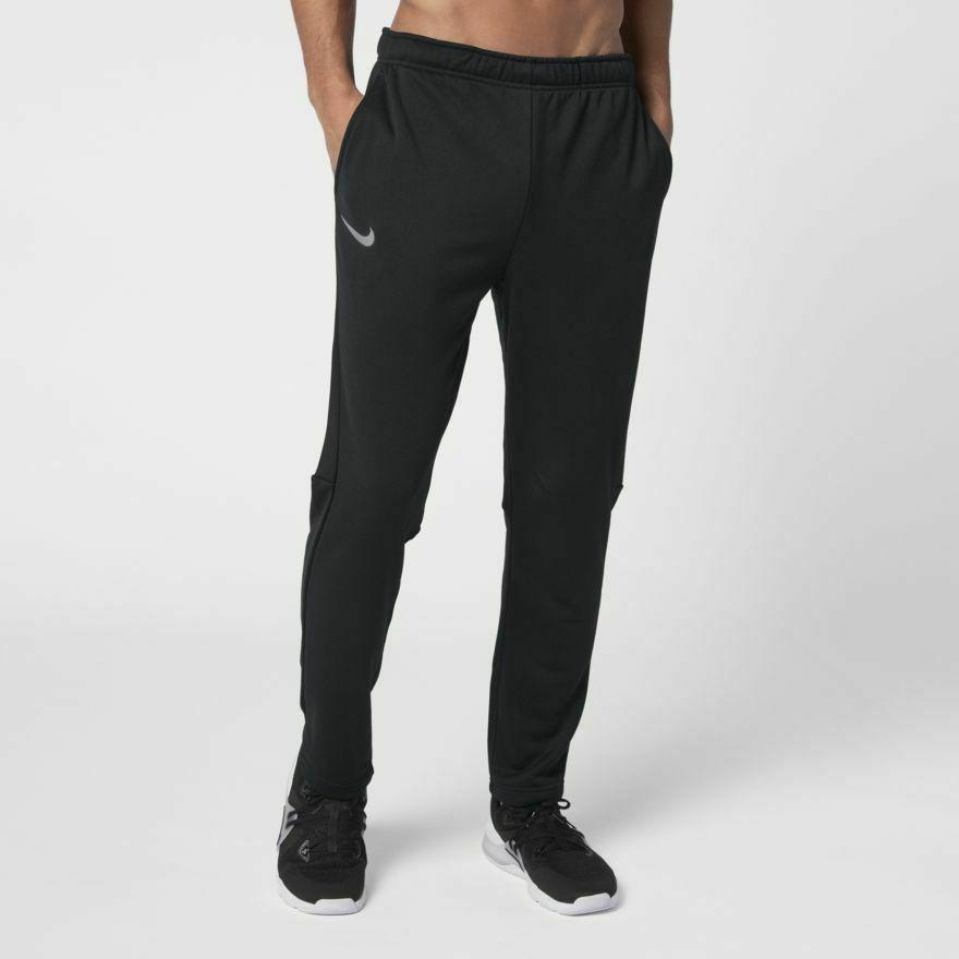 mens black nike sweats