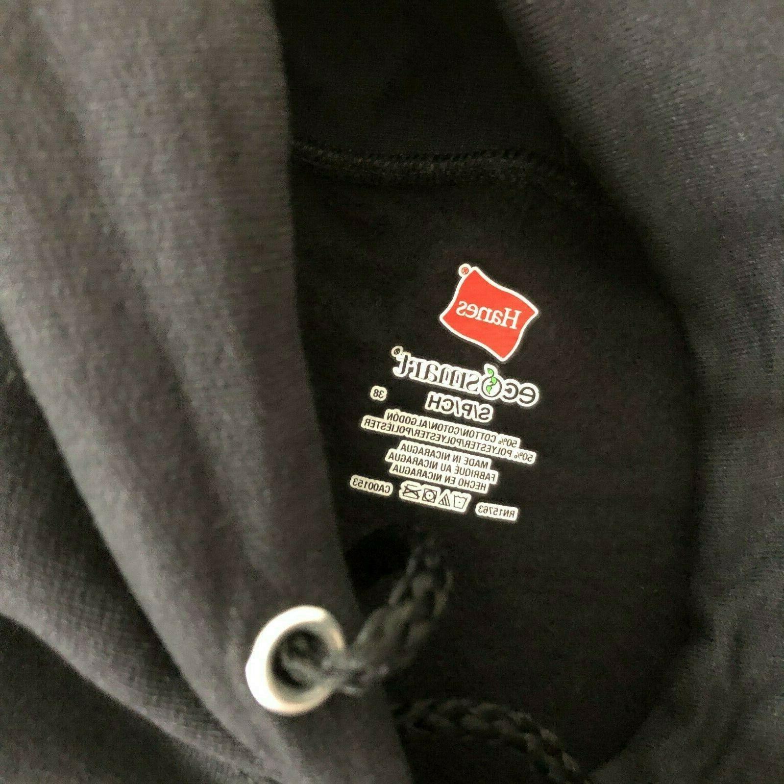 Hanes Men's EcoSmart Leg Pockets,