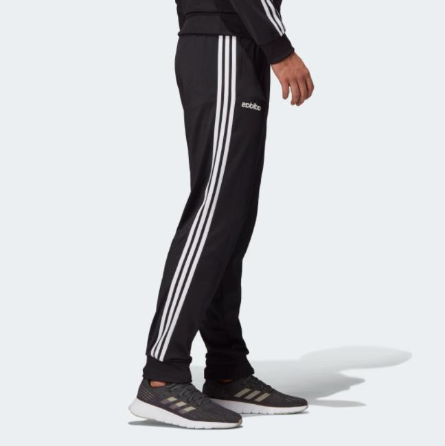 adidas Essentials 3-Stripes Tapered Tricot Sport