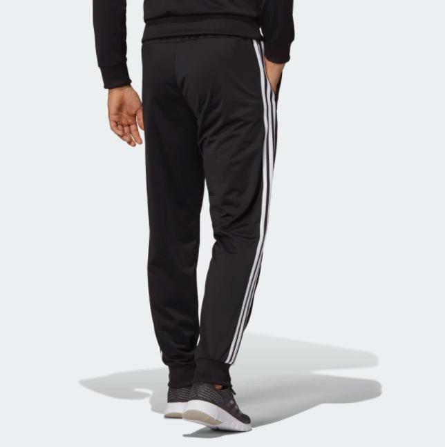 Tapered Tricot Sport Training Joggers