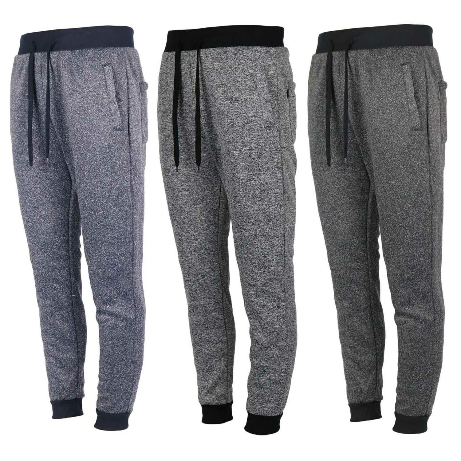 Men's Jogger Marled Gym Workout