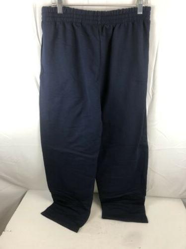 Fruit of Loom Men's Sweatpants, navy,