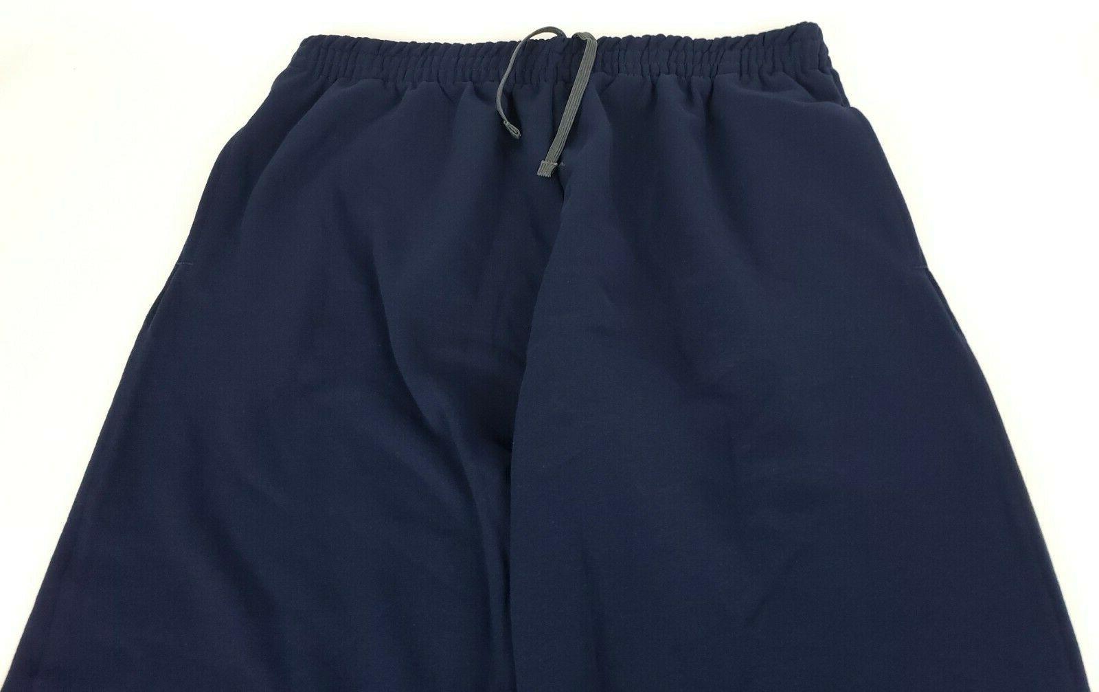 Fruit Of The Men's Sweatpants Drawstring, Navy, X-Large XL
