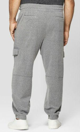 Men's Goodfellow Tall Knit Jogger Sweatpants NWT 2XB