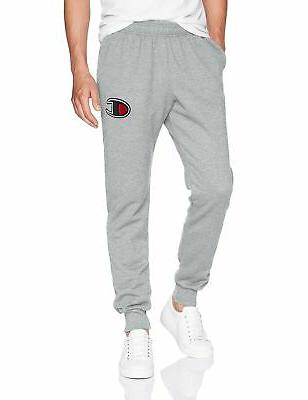 men s graphic powerblend fleece jogger oxford