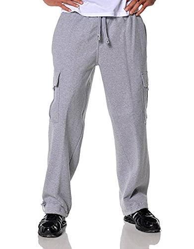 Pro Fleece Sweatpants 13.0oz 60/40 3XL Grey