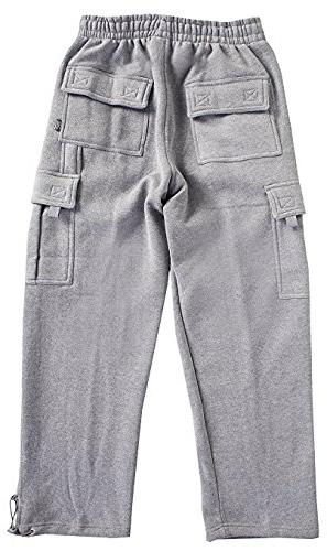 Pro Cargo Sweatpants 13.0oz Grey