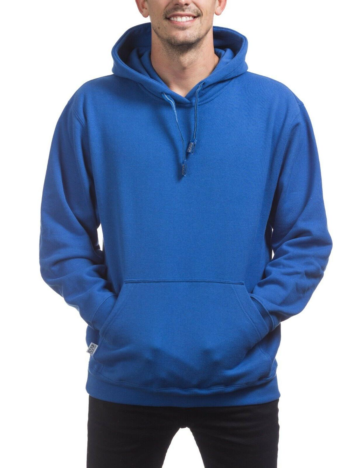 Pro Club Pullover Hoodie