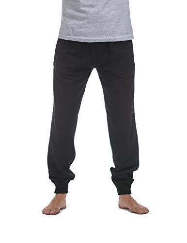 men s jogger fleece long pants 7x