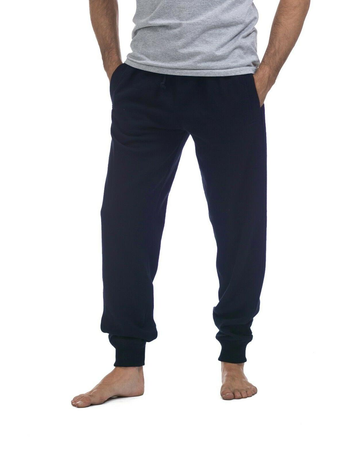 Pro Men's Jogger Fleece Pants