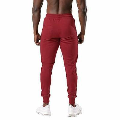Men's Running Sweatpants Slim Fit Workout
