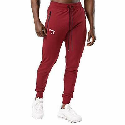 Men's Jogger Track Running Workout Trousers