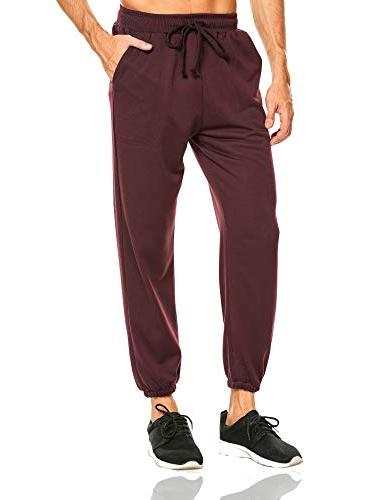 DAIKEN Jogger Elastic Fit Jogging with Pockets