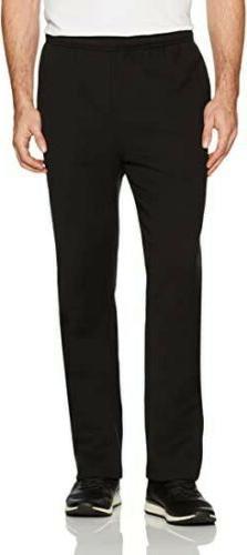 Amazon Essentials Men's Knit Sweat Pants Size L Black NWOT