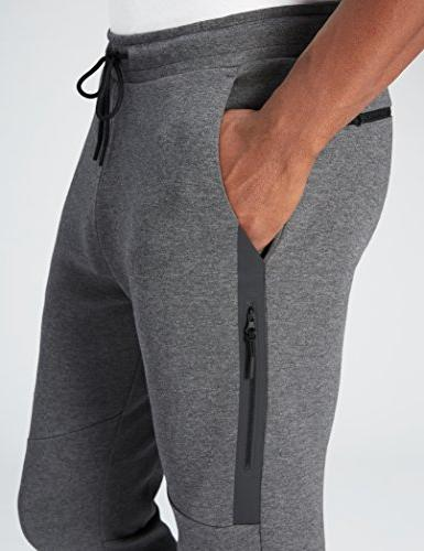 Peak Fleece Jogger grey heather,