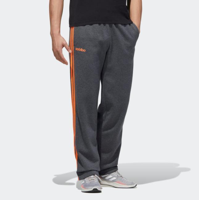 adidas Pants 3-Stripes Fleece Joggers
