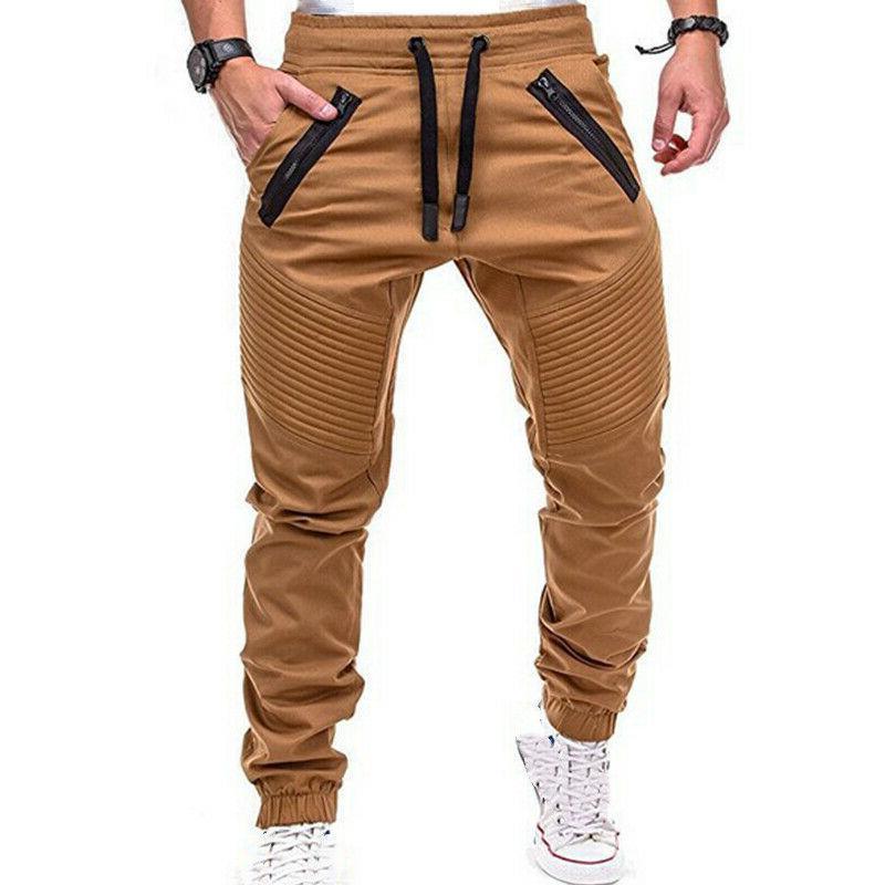 Men's Casual Trousers Joggers Casual Pants Sweatpants