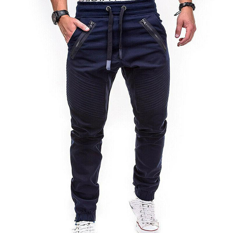 Men's Casual Cargo Combat Casual Pants