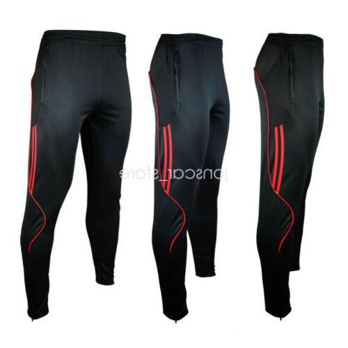 Men's Athletic Soccer Running Sweat Pants