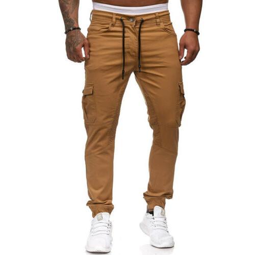 Men's Pants Long Trousers Joggers