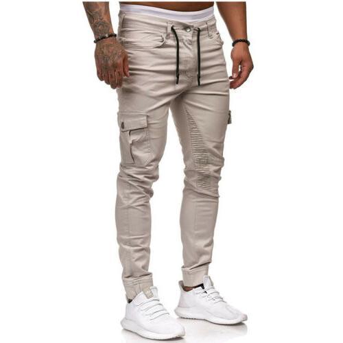 Men's Trousers Joggers Gym Sweatpants