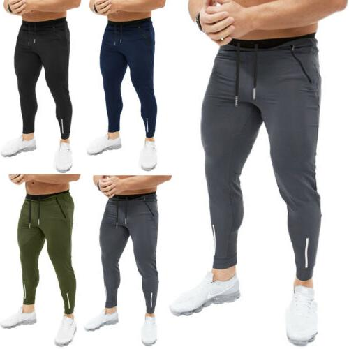Men's Trousers Fitness Workout Joggers Gym