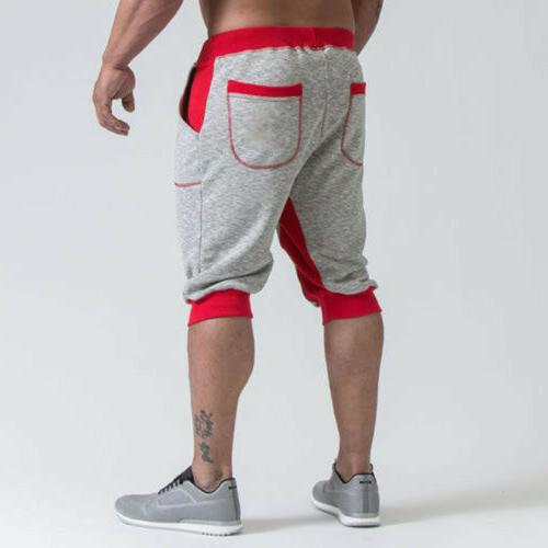 Men's Jogging Pants Casual Sport Gym Shorts