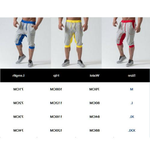 Men's Casual Sport Gym Shorts Sweatpants