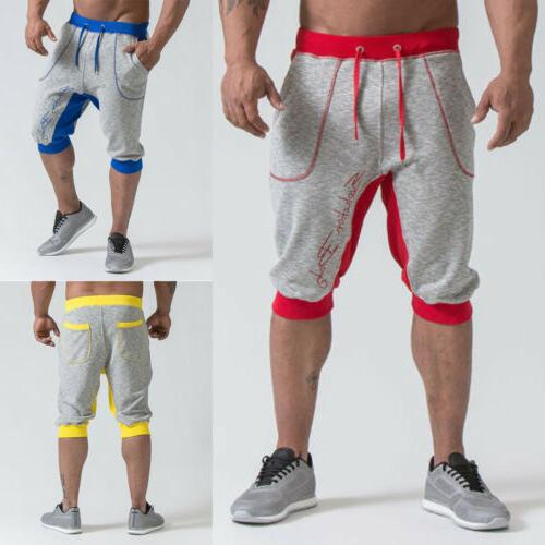 men s summer jogging pants casual trousers