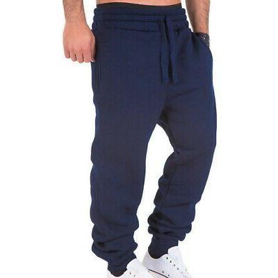 Men's Loose Workout Trousers Sweatpants