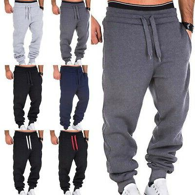 Men's Tracksuit Loose Fit Workout Trousers