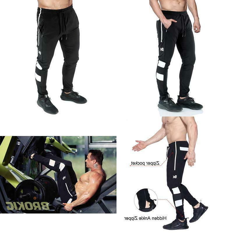 men s vapour gym jogger pants slim