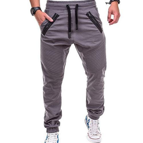 Men Sweatpants Harem Track Sportwear