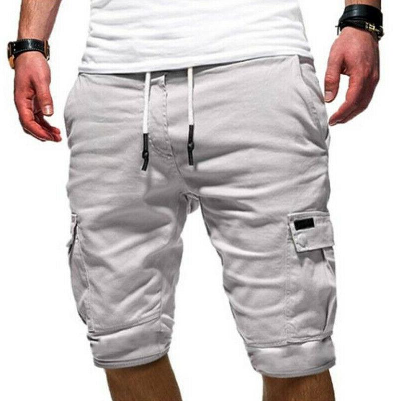 Mens Shorts Pants Summer Army Combat Trousers