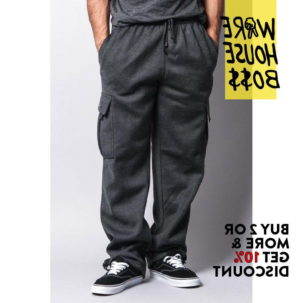 DR MENS PLAIN 5 HEAVYWEIGHT JOGGER HIP HOP