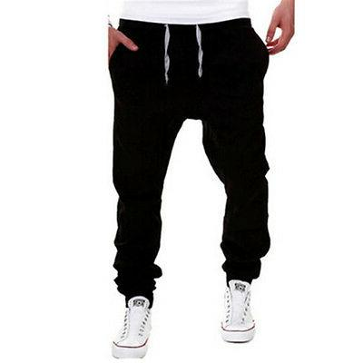 Men's Sport Pants Tracksuit Gym Fitness Workout Sweatpants