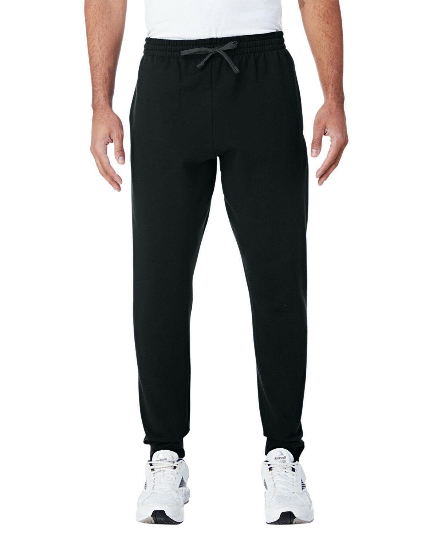 Men/'s Jerzees Adult Nublend Jogger Sweatpants Athletic Slim Fit Urban Pants